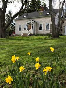Photo for Michaelmas Cottage 1769 - Family/Pet Vacation - Rural Annapolis Royal