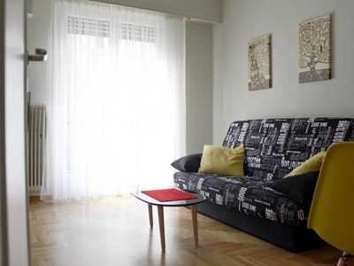 Photo for Cheery Apartment in the Center of Athens