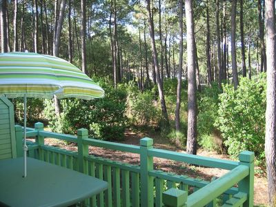 Photo for Domaine du GOLF - Appt 2 adults / 2 children with TERRACE, GOLF and SWIMMING POOL