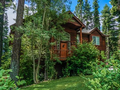 Photo for Tahoe Cedar Lakeview Lodge, Dog-Friendly, Carnelian Bay, North Lake Tahoe, Hot Tub