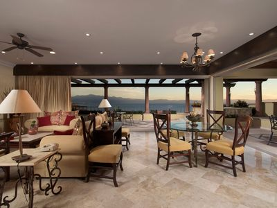 Photo for Gorgeous 3 Bedroom Presidential Penthouse in Nuevo Vallarta!