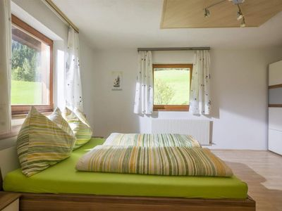 Photo for Apartment, shower and bath, toilet, 2 bedrooms - Farm Hinterfirst - Family Fuchs