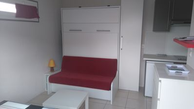 Photo for Furnished studio 20m² in Dax