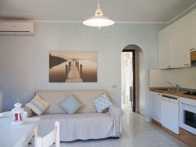 Photo for Apartment in Nisporto with Parking, Washing machine, Air conditioning, Terrace (127795)