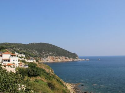 Photo for Cosy House On The Top Of Skopelos City