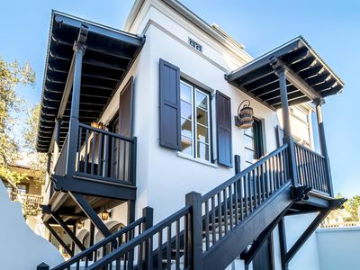 Photo for ROSEMARY BEACH - South of 30A - Abaco on the Green Carriage House