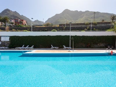Photo for Armonia park with Pool and Sea view