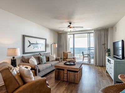 Photo for Newly Updated Condo Sitting Directly on the Sand! Access to All Community Amenities!