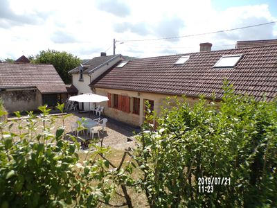 Photo for An authentic house in the heart of historic Burgundy