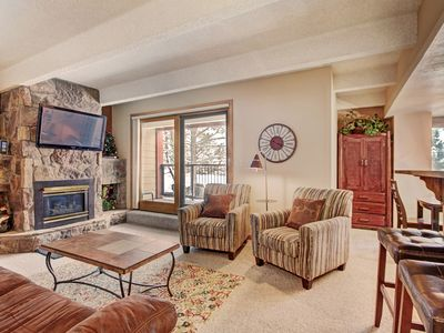 Photo for LD102 Amazing Location, Ski in/out, Free amenities