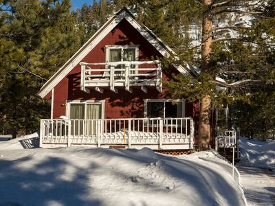 Photo for Red Mountain Cabin. New listing on VRBO, 10% off the first three bookings!