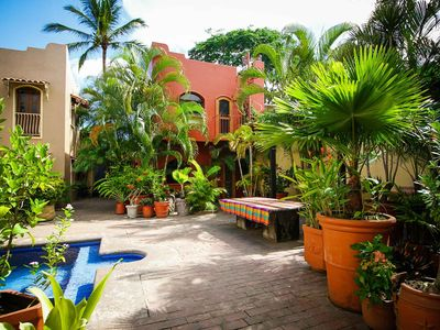 Photo for Casa Sarah - 1 private casa and shared pool, walk to the beach - San Pancho