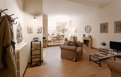 My Florence Home:  1st fllor, 94mq of Italian hospitality, very quiet and bright