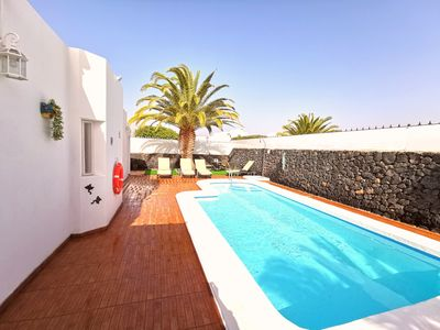 Photo for Villa Oliveira | Two bedroom villa just a 4 minute walk from the beach