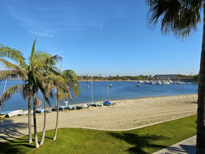 Photo for Beach goers!  Perfect location for your exciting stay in San Diego!