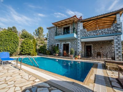 Photo for Kelly's Villa in Stoupa