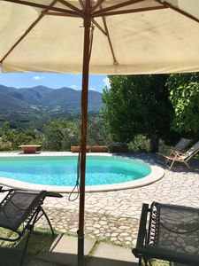 "Photo for Holiday House ""Sabina"" with swimming pool surrounded by nature between Lazio and Umbria"