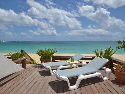 Beachfront, Ground Floor, Affordable...crystal clear water
