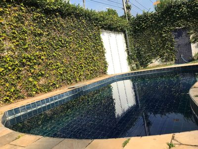 Photo for Beautiful house 200 meters from the beach of Pernambuco - RÉVEILLON 6.500,00