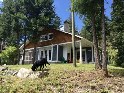 Photo for 2BR Cottage Vacation Rental in Adams Lake, BC