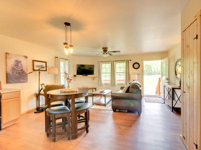 Photo for NEW! Pet-friendly Bryson City Cabin 5 Mi to Dwtn!