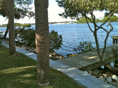 Photo for Quiet River Edge, Gulf-Access Home