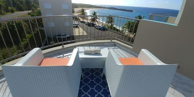 Photo for 20% Discount until October 31 - Oceanfront Penthouse