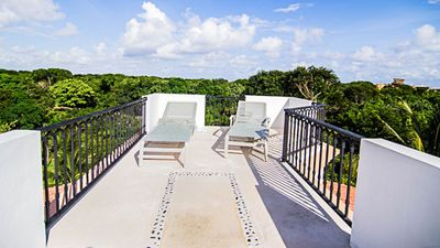 Photo for Condo Aztec 3 Lunas Penthouse in Playacar Phase 2