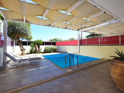 Photo for Rhodes Imperial Suite, chilling in Private Pool