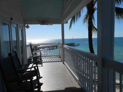 Photo for Key West Oceanfront Resort with private sandy beach, 1BR, 1BA