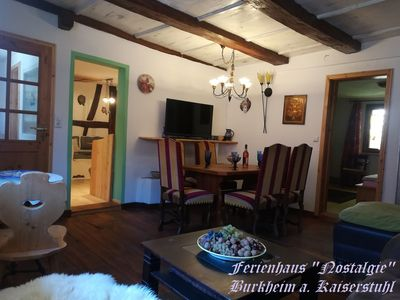 Photo for Farmhouse for holidaymakers in Vogtsburg / Kaiserstuhl with courtyard / garden