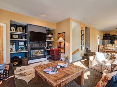 Photo for Beautiful downtown Breckenridge private home sleeps 8!