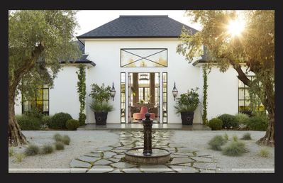 Photo for Quintessential Wine Country Estate- Walk to Sonoma Plaza