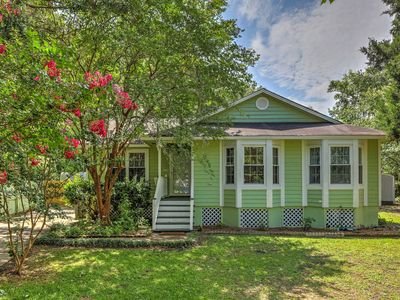 Photo for Charleston 'Parkstone Retreat' w/Porch,Deck & Yard