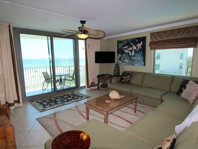 Photo for Perdido Towers East 404- Beach Front View from Terrace and Coastal Interior!