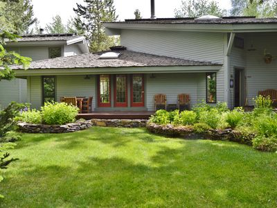 Photo for RMR: Great Aspens Home with Private Hot Tub! Free Activities!