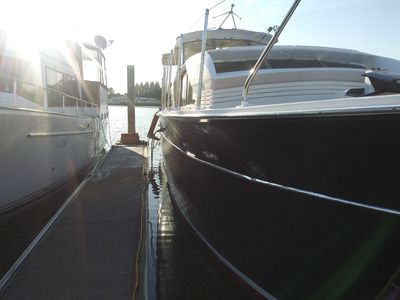 Photo for Classic 46 foot Chris Craft Yacht for 2