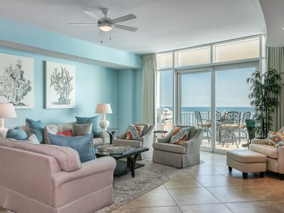 Photo for email for GREAT Spring rates! 3BR/3.5BA Sleeps 12*Turquoise Place 1405C