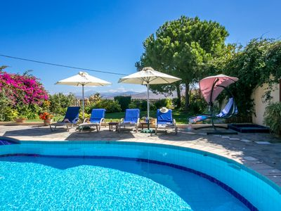 Photo for Ina Villa - Spacious Traditional Villa in Beautiful and Quiet Surroundings! - Free WiFi