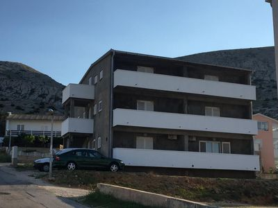 Photo for Apartment in Pag (Pag), capacity 4+2