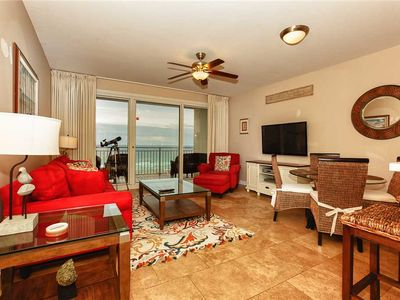 Photo for Outstanding Views Of The Gulf Coast And Pool From 10th Floor Unit