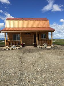 "Photo for Cozy ""tiny home"" Cabin with amazing views"