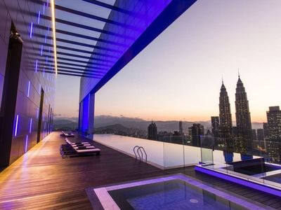 Photo for KL #83 Face Suite Luxury 2BR Suite close with LRT