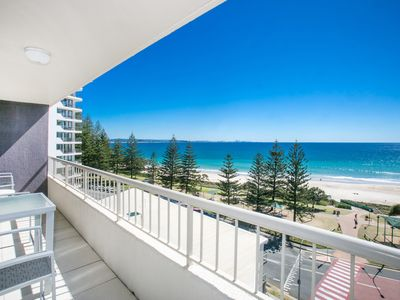Photo for Eden Towers Unit 15 - Ocean views located in Rainbow Bay Coolangatta