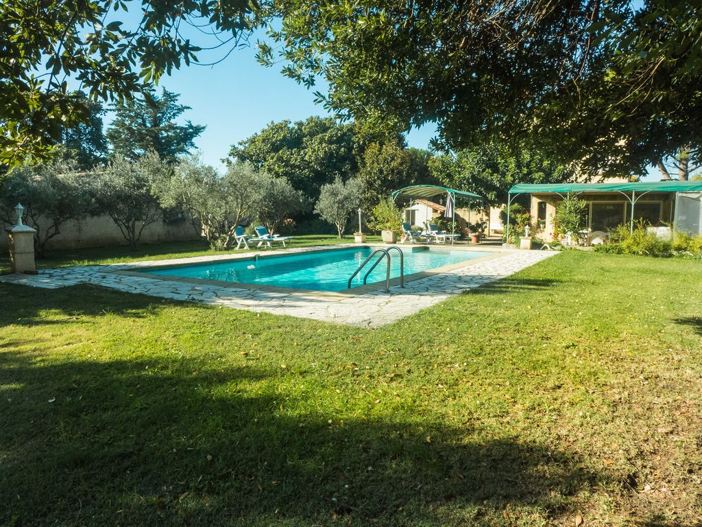 Quiet Cottage With Private Pool On Large Plot Roquemaure Tarn Midi Pyrenees