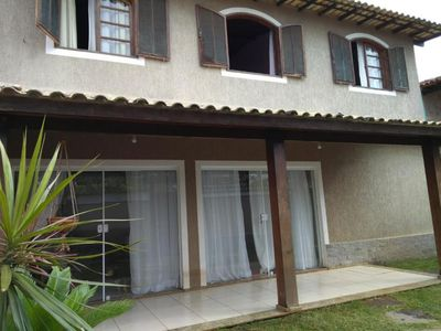 Photo for Comfortable, spacious independent house 5 minutes from Geribá - 03QT - 03BA
