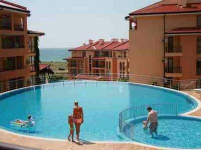 Photo for Holiday apartment Sveti Vlas for 2 - 4 persons with 1 bedroom - Holiday apartment