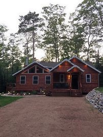 Northwoods Tranquility:  Very Private & Peaceful