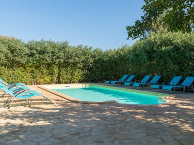 Photo for Masseria Pugliese with pool - Sea Apartment