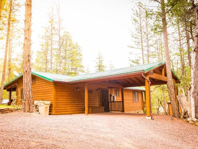 Photo for Tonto Creek Mountain Cabin - Great Views (Hot Tub and WiFi)